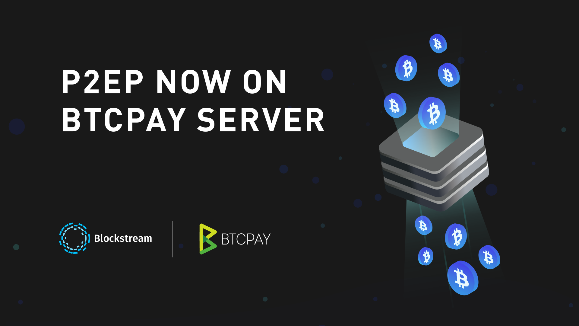 Bitcoin Privacy Improves With BTCPay Server's P2EP Implementation
