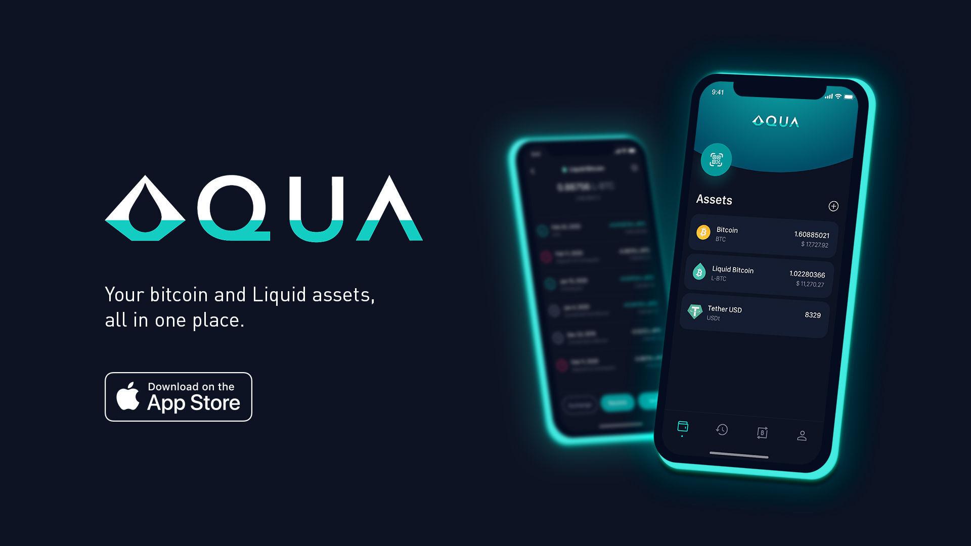 Introducing the Aqua Wallet
