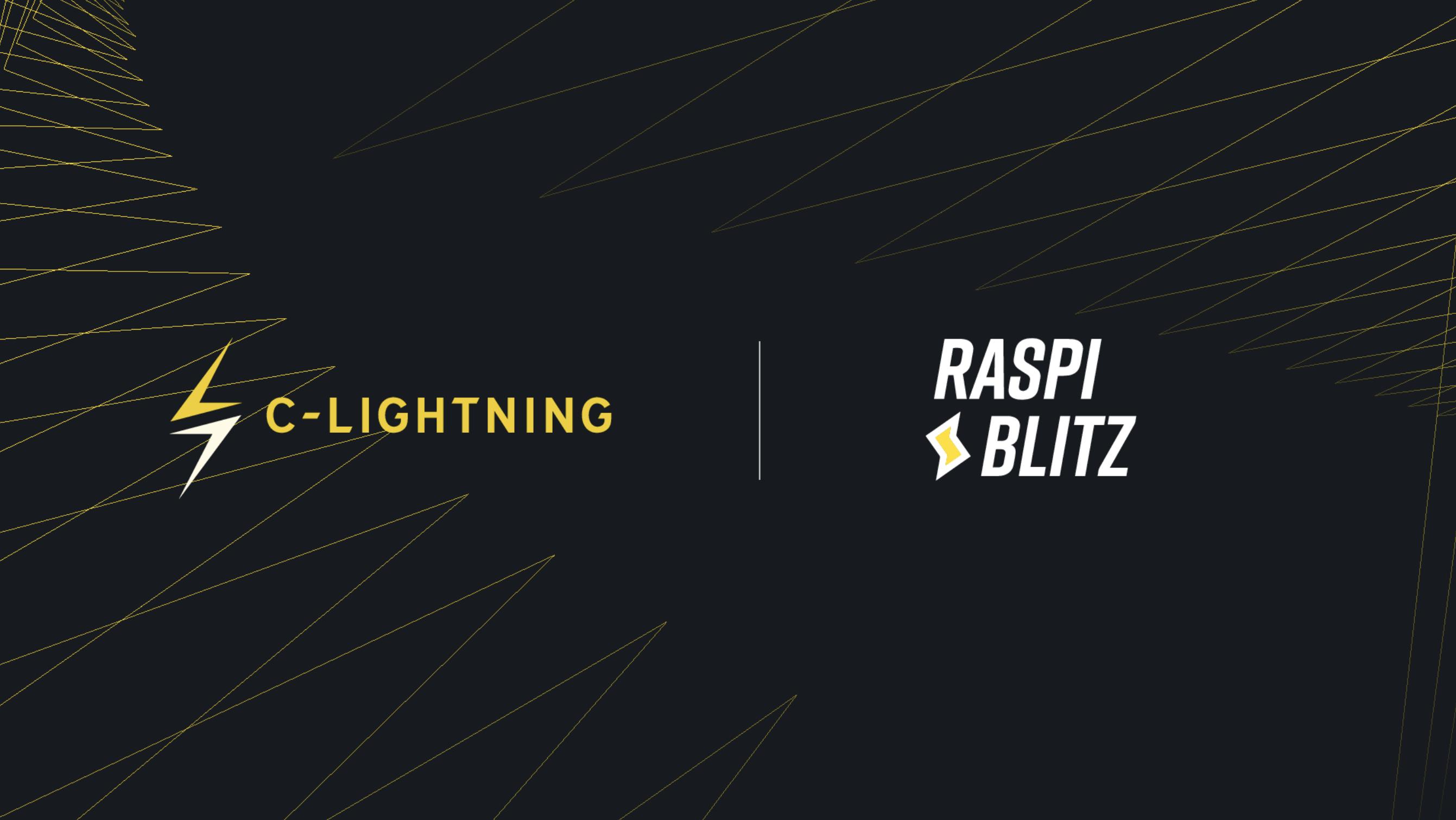 RaspiBlitz Integrates c-lightning for Lightweight, Customizable Functionality