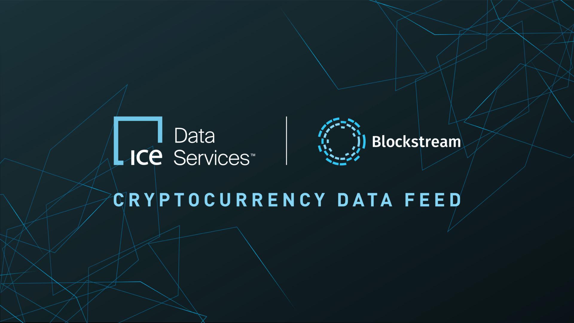 bitcoin market data feed